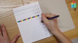 ללמוד לכתוב